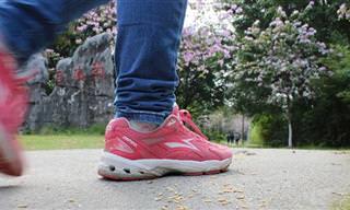 8 טיפים לשיפור אימון ההליכה כך שישרוף כמה שיותר קלוריות