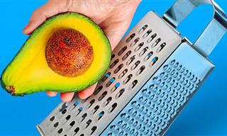 טריקים וטיפים פשוטים לשימוש מפתיע באריזות ושאריות מזון