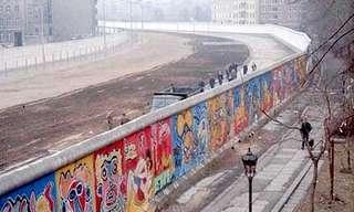 נפילת חומת ברלין - שחזור של ערוץ ההיסטוריה
