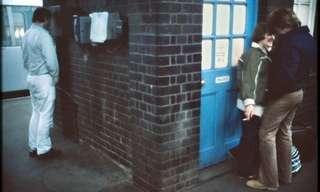 שנות ה-80 ברכבת התחתית של לונדון