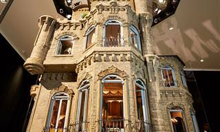 בית בובות מרהיב ששוויו 8.5 מיליון דולר!