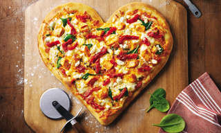 פיצה עם יותר טעם ובריאות מתמיד