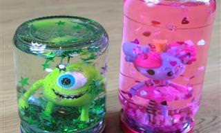 5 יצירות כיפיות בעבודת יד שילדיכם יתאהבו בהן