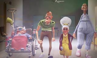 5 סרטוני אנימציה שובי לב ומשעשעים שחובה לראות