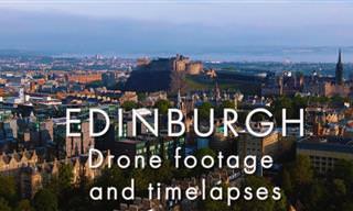 מחפשים חלופה ללונדון? הכירו את בירתה הנפלאה של סקוטלנד!