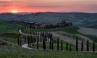 14 תמונות נוף נפלאות מחבל טוסקנה באיטליה