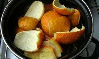 קליפות תפוזים - פטנט חדש...מגניב ושימושי מאוד!
