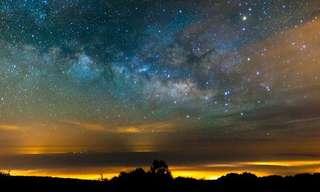 השמיים כפי שמעולם לא ראיתם אותם