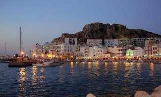 מסע מצולם לחמישה איים קסומים ביוון