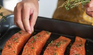 איך לבשל ארוחת גורמה בבית?