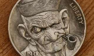 מטבעות הנוודים - אמנות ממטבעות כסף
