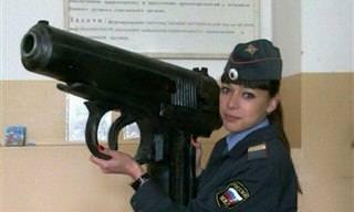 20 תמונות מצחיקות של דברים שרואים רק ברוסיה