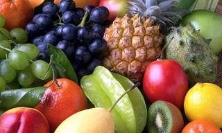 12 שילובי פירות בריאים ומזינים!
