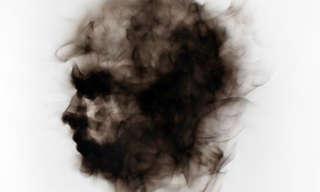ציורי האש של סטיבן ספזוק