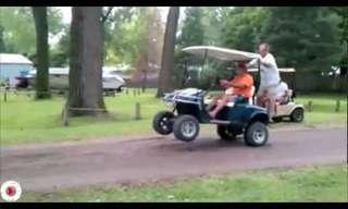 פספוסי גולף מצחיקים!