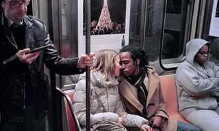 רגעים רומנטיים מהעיר ניו יורק