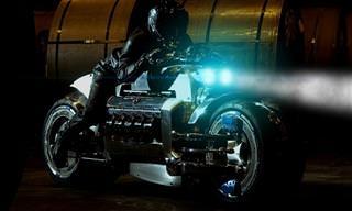 רשימת 10 האופנועים המהירים ביותר בעולם