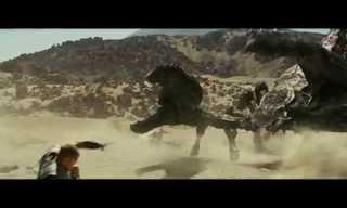 התנגשות הטיטאנים - הסרט הגדול של השנה!