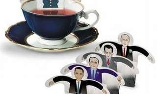 שקיקי תה מעוצבים - מגניב!