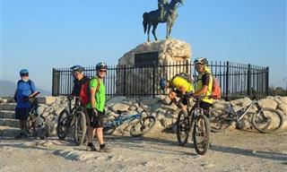 גלו את נפלאות הרכיבה על אופניים וצאו לטיולים נהדרים בישראל