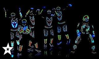 צפו במופע ריקוד מרשים שיאיר לכם את העיניים וידהים אתכם!