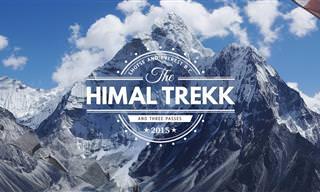 תיעוד עוצר נשימה ממסע טיפוס בהר האוורסט
