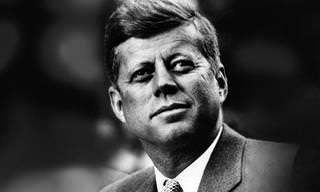 14 ציטוטים מעצימים ונבונים של ג'ון פ. קנדי
