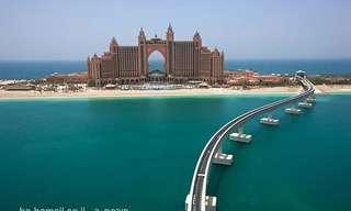 מלון אטלנטיס בדובאי - אחד המלונות היקרים בעולם!