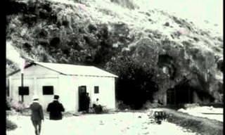 תיעוד נדיר של הקמת קיבוצי עמק יזרעאל