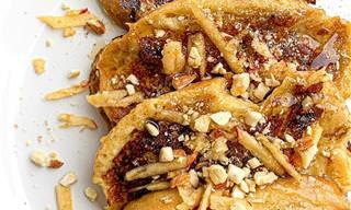 אוהבים לאכול עוגות תפוחי עץ? אתם חייבים להכיר את המתכון הפשוט הזה!