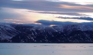 מדהים: הסרטון הזה מציג את האזור הארקטי מזווית חדשה ונפלאה...