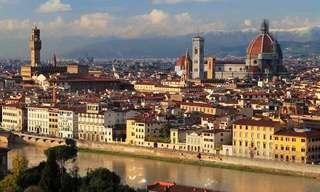 פירנצה - בירת התרבות האיטלקית