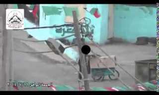 חמאס מתחזה לאזרחים בלתי מעורבים