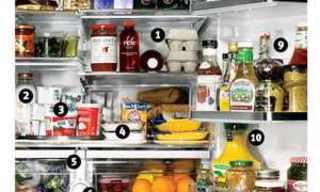 איך לסדר נכון את המקרר? 10 טיפים!