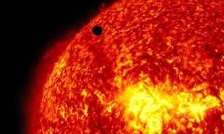 אירוע היסטורי: מעבר נוגה על פני השמש