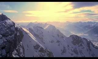 טיול חורפי באוסטריה