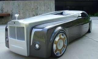 העתיד של מכוניות הפאר כבר כאן