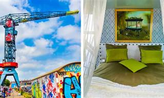 14 מלונות מיוחדים בעולם ומחירם המפתיע