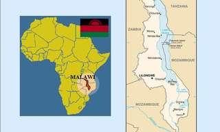 מלאווי - גן עדן באפריקה!