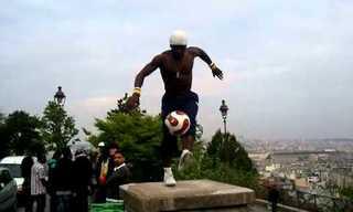 פעלולי כדורגל מדהימים!