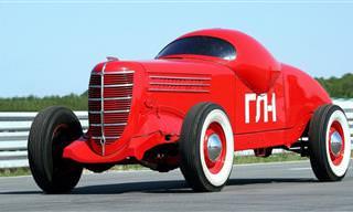 16 תמונות של מכוניות עם עיצוב מפתיע ועוצר נשימה