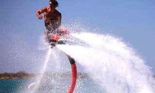 חגיגת ספורט ימי בהוואי!