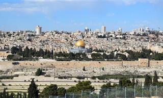 סיורים מודרכים ואפליקציה מיוחדת לביקור בירושלים