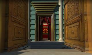 סיור וירטואלי בבית המקדש ואתרים נוספים בירושלים