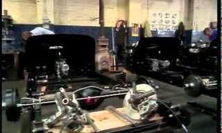 מורגן מוטור - רכבים ייחודיים בעבודת יד!