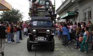 מצעד האיכרים של קולומביה - מרהיב!