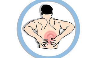 5 נקודות לחיצה לטיפול בכאבי גב