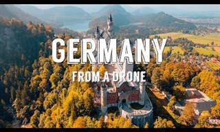 יופיין המשותף של גרמניה ואוסטריה ייחשף בפניכם בסרטון הבא!