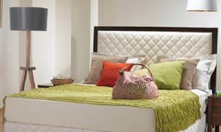 5 טיפים חכמים לעיצוב חדר השינה