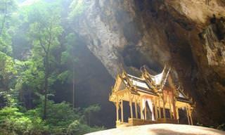 20 תמונות נפלאות מרחבי תאילנד